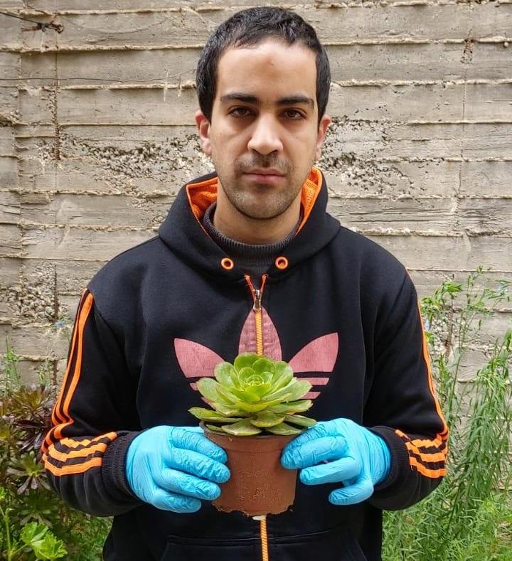איאד אלחלאק (צילום: מרכז ''אלווין'' במזרח ירושלים)