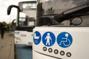 אוטובוס נגיש
